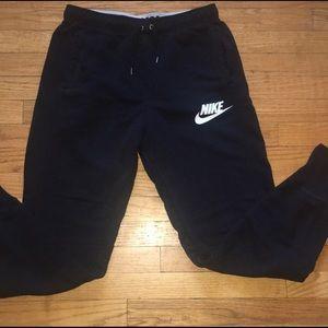 Black Nike Jogger sweatpants